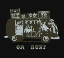 Memphis Or Bust! Kids Clothes