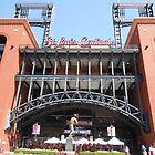 Busch Stadium by RazeKrieger