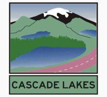 Oregon Scenic Byway - Cascade Lakes by IntWanderer