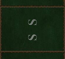 Severus Snape Hogwarts Trunk by larona