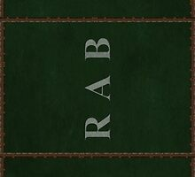 Regulus Black Hogwarts Trunk by larona