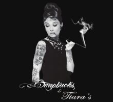 Breakfast at Tiffany's Tattoo parlour by snapbackqueen