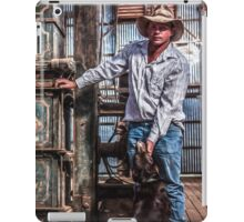 Brindley park 1 in Paint iPad Case/Skin