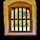 Through the Mission Window by Martha Sherman