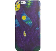 Monsters On My Mind iPhone Case/Skin