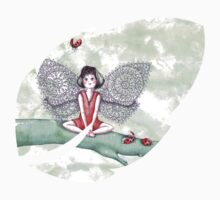 Ladybug Fairy Kids Clothes