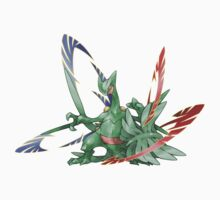 Sceptile by Pokeplaza