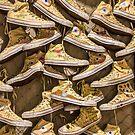 Shoe Art by Sotiris Filippou