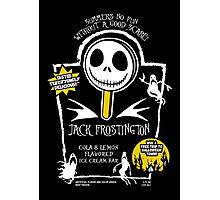 Nightmare Before Summer - Jack Frostington Photographic Print