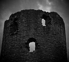 Skenfrith Castle United Kingdom by fireproofcujo