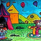 Circus by Monica Engeler