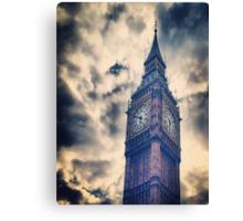 Big City Sky Canvas Print