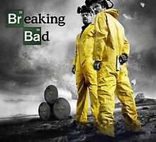 Breaking Bad by jsipek