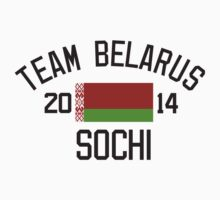 Team Belarus - Sochi 2014 by monkeybrain
