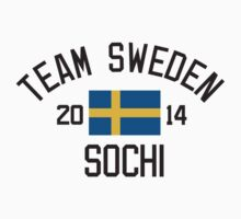 Team Sweden - Sochi 2014 by monkeybrain