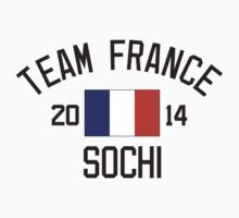 Team France - Sochi 2014 by monkeybrain