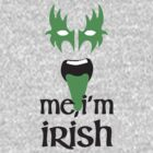 KISS me, I'm Irish by davidyarb