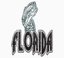 FISH FLORIDA VINTAGE LOGO by phnordstrm