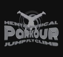 Parkour by RdwnggrlDesigns