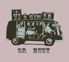 Virginia Or Bust! by One World by High Street Design