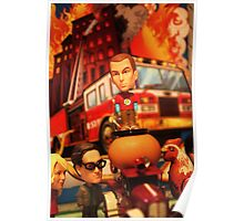 The Big Egg Querry Poster