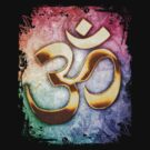 Om Meditation by Brigid Ashwood