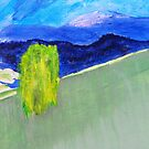 Willow on the Hill by Lenore Senior
