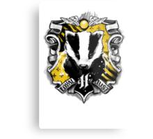 H Crest Metal Print