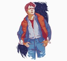 Marty McFly by Look Human