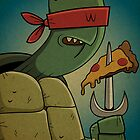 Raphael by Matt Sinor