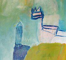 crossing keeper hut by Shylie Edwards