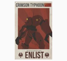 Crimson Typhoon by Irdesign