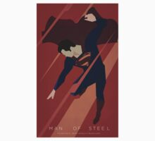 Man Of Steel by Irdesign