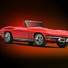 1965 Corvette Roadster by DaveKoontz