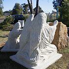 Memorial Garden Angels (back) by stevemonk