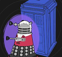 Daleks in Disguise - Third Doctor by Meghan Murphy