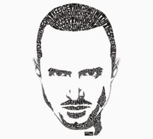 Jesse Pinkman Black by seanings
