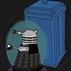 Daleks in Disguise - Ninth Doctor by murphypop