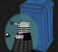 Daleks in Disguise - Ninth Doctor by Meghan Murphy