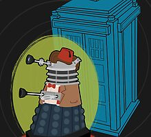 Daleks in Disguise - Eleventh Doctor by Meghan Murphy