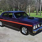 351 GT Falcon by Keith Hawley