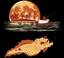 The Big Fish by KAMonkey