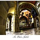 Blackburn Cathedral Christmas card by inkedsandra