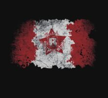 Edge Rated R Canada Flag by Topz Tees