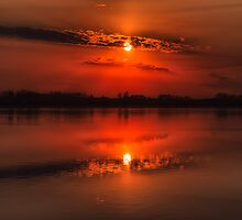 Sunset Serenity 3465_12 by Ian McGregor