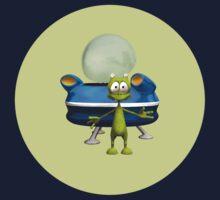 Friendly Alien Kids Clothes