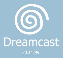 Dreamcast- Pal region T-Shirt T-Shirt