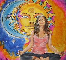Inner Peace by Jennifer Ingram