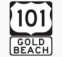 US 101 - Gold Beach Kids Clothes