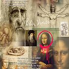 leonardo da vinci by arteology